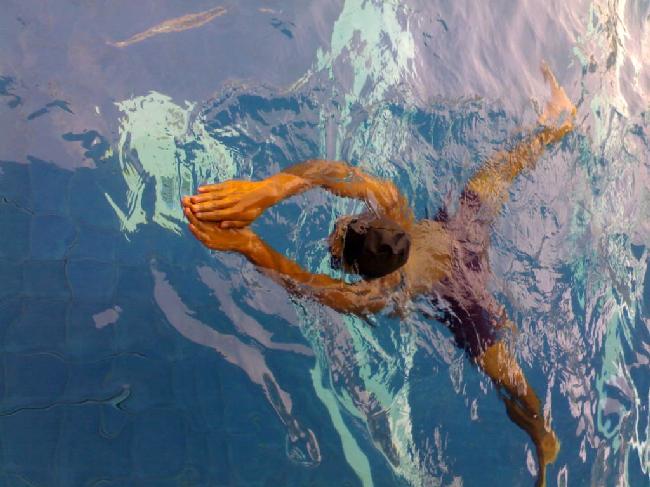 ว่ายน้ำท่ากบ