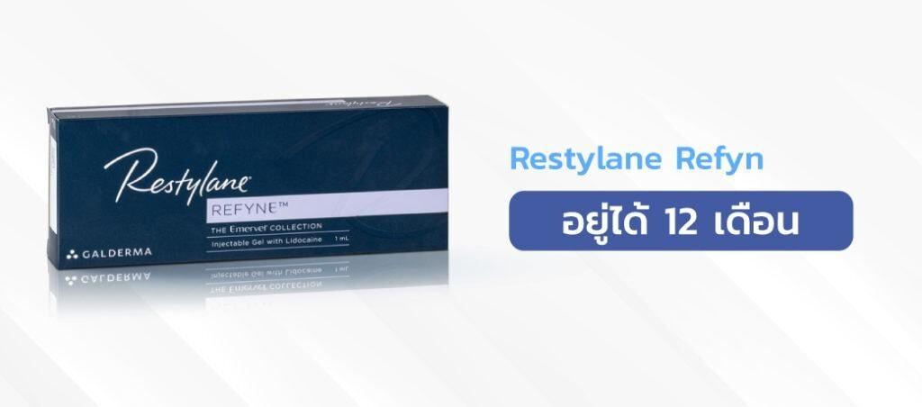 Restylane-Refyn-12months